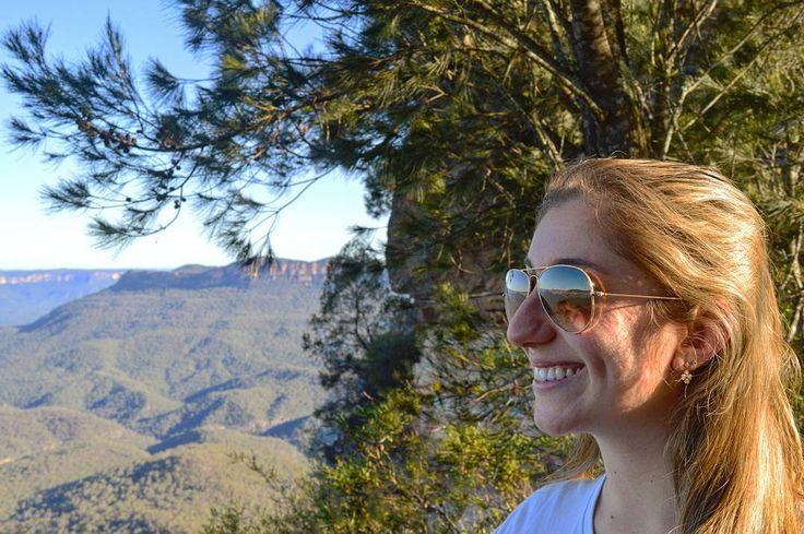 Follow us on insta: http://ift.tt/2tsGwYc -- @vamosfugirblog -- Maravilhada com a beleza das Blue Mountains  #Australia #bluemontains #nsw #intercambio #vamosfugirblog #viagem #turismo #blogueirorbbv #missãovt #amoviajar #reflexo July 23 2017 at 08:45PM