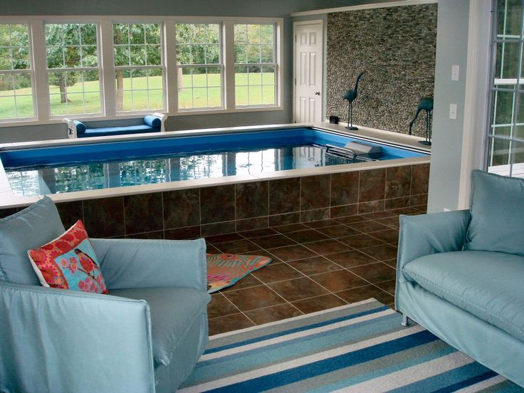 Endless Pools can fit virtually anywhere. Swim at home, year-round with an…