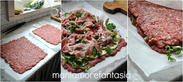 tramezzini di carne