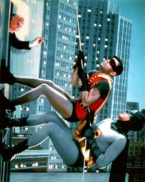 Batman - Adam West and Burt Ward