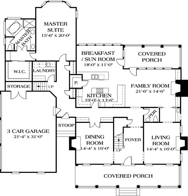 22 best images about house plans on pinterest 2nd floor for Sun country homes floor plans