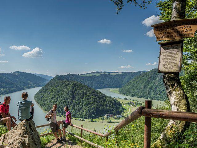 Wissenswertes über den Donausteig