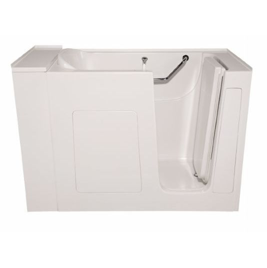Hydro Systems WAL5230GTO Lifestyle Rectangle Bathtub Soaker Tub 52 X 30