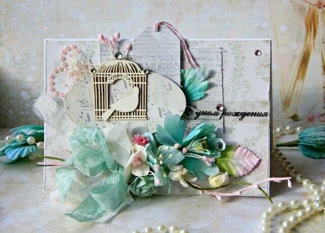 Cards by Greenkova / Marina Polyanskaya