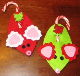Teaching with TLC: My favorite Christmas crafts