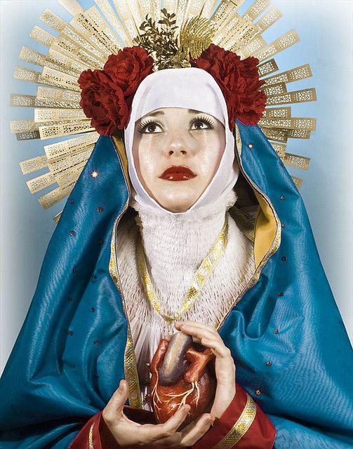 Mary, Mary.