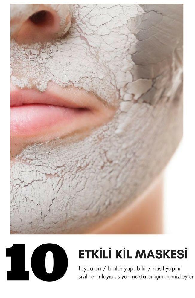 Clay Mask Rezepte für das Gesicht - Natural ...  -  Hautpflege-Rezepte