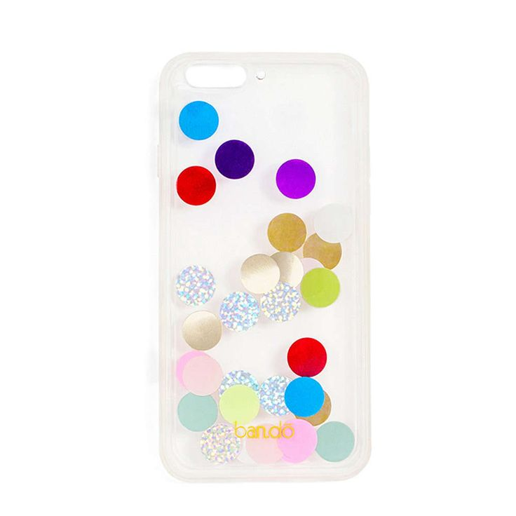 ban.do iPhone 6 case confetti bomb