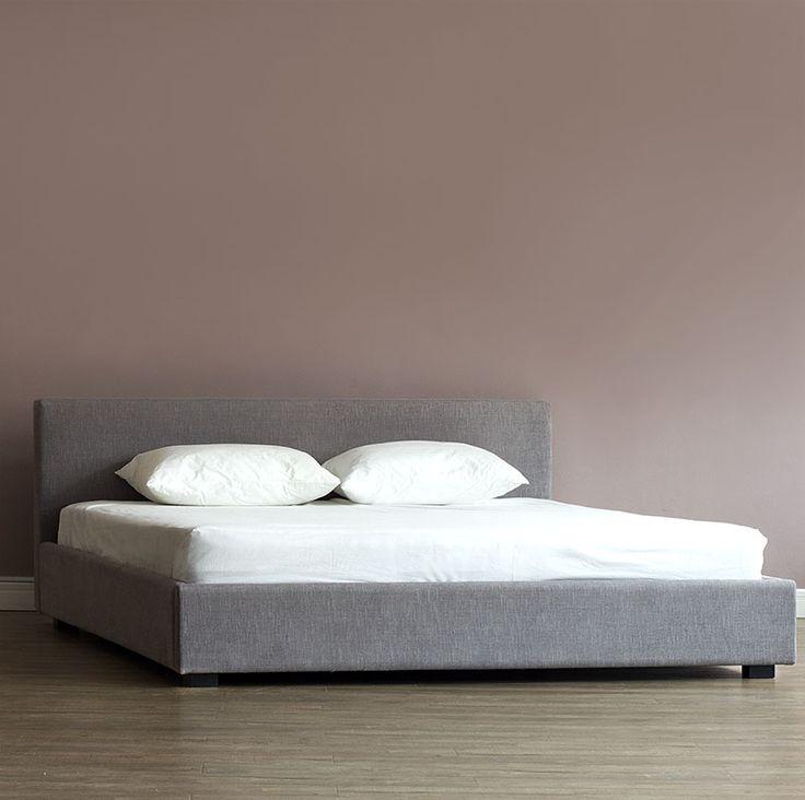 Купить кровать French gray на заказ в интернет-магазине дизайнерской мебели в Москве | Студия дизайна интерьера Enjoy Home
