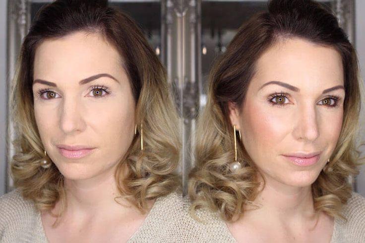 Schminktipps: Gesicht schmaler schminken   PerfectHair.ch