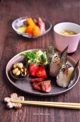 「朝食 ワンプレート レシピ」の画像検索結果