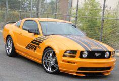 13K-Mile 2007 Ford Mustang Boss Shinoda Level II