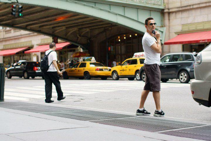 Dave Gahan w Nowym Jorku, 2010.