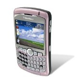 Blackberry Curve 8310 Unlocked Phone with  2MP Camera, QWERTY Keyboard and GPS - No Warranty - Pink (Wireless Phone Accessory)  #phone #blackberry #smartphone