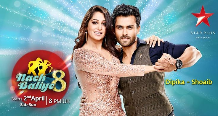 Today on 14 May 2017 episode 13 is telecasted on the famous STAR PLUS show Nach Baliye 8. All the contestants set the fire on the stage with their dance.