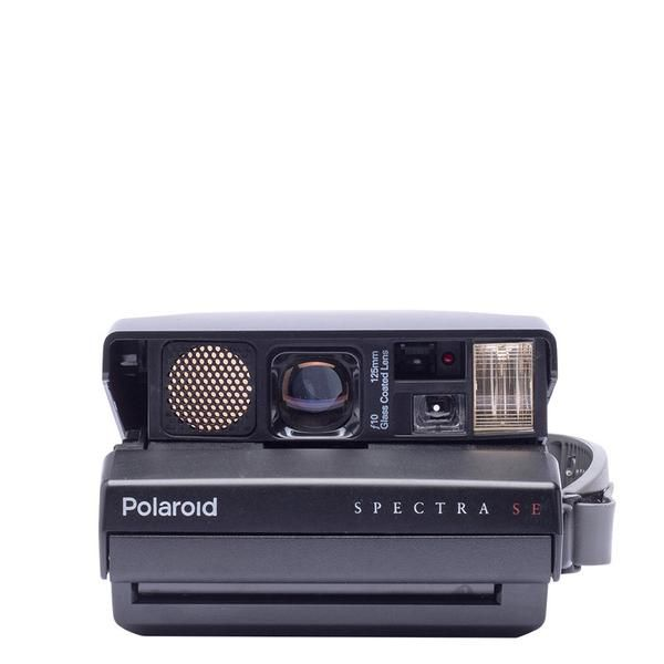 The Polaroid Spectra Full Switch is a wide-format instant camera that's perfect for anyone who wants a flexible, easy to use format. Spectra is a great camera for shooting parties and events: its powerful flash is good for nighttime shots, while its rectangular format is perfect for capturing group portraits. The Full Switch version gives you more control, with digital readings through the viewfinder to help you compose the perfect photo. It works with Impossible Spectra type film and has an…