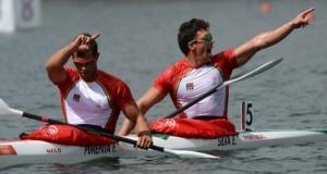 Canoagem dá a primeira medalha a Portugal nos Jogos Olímpicos