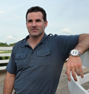 Kevin Plank Founder Of Under Armour And Owner Of Sagamore