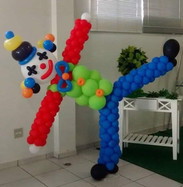 Best balloons circus images on pinterest balloon