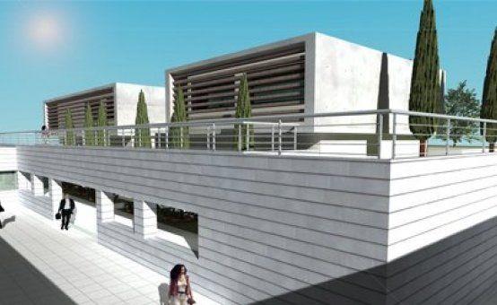 Dimokritos Building In Agia Paraskevi - Athens