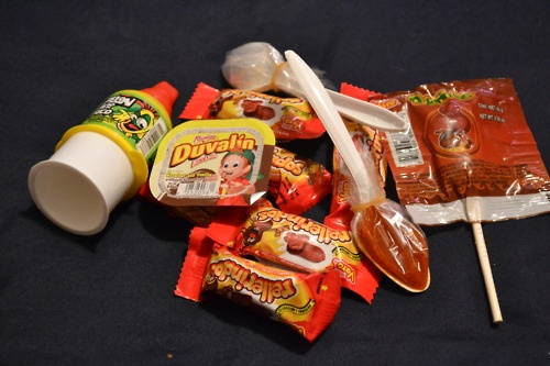 mexican candy <3 gotta love them all