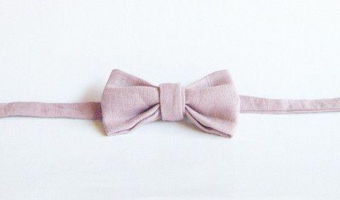 Dusty Pink Linen