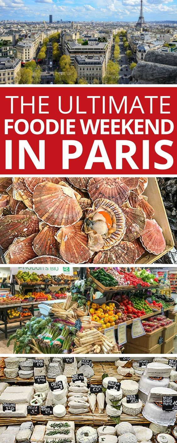 25 best ideas about paris france food on pinterest