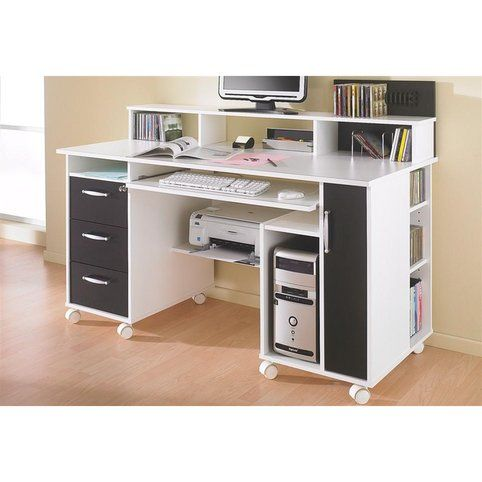 les 25 meilleures id es de la cat gorie bureau multimedia. Black Bedroom Furniture Sets. Home Design Ideas