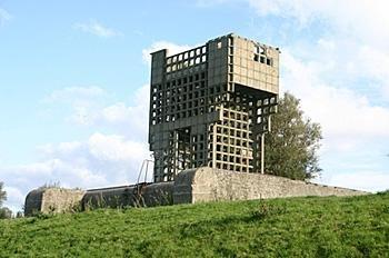 Luchtwachttoren Strijensas