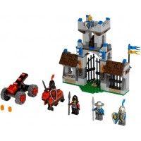 70402 The Gatehouse Raid din categoria Castle - Castele. Joc lego de constructie, care imbunatateste creativitatea, logica, si imaginatia. Mai multe jocuri educative gasiti pe www.creativebricks.ro