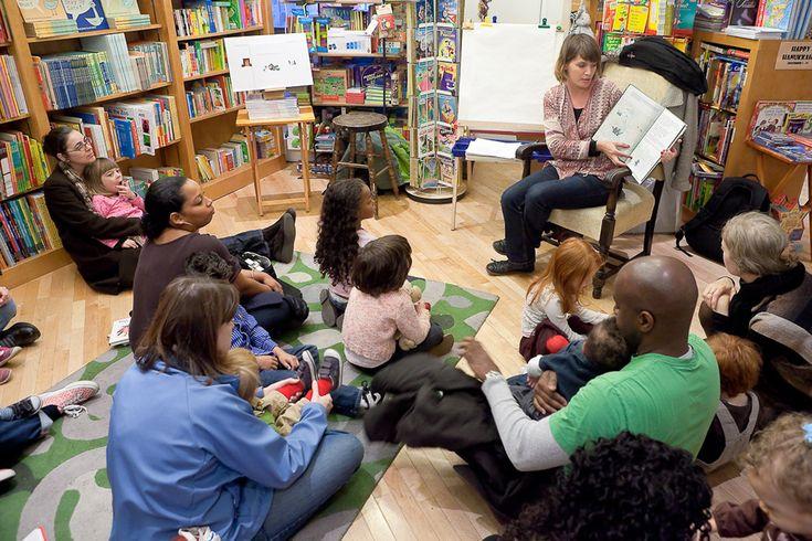 Βιβλιοεκδηλώσεις για τους μικρούς μας φίλους