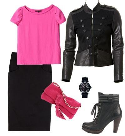 Look para una reunion de Trabajo #estilo #moda