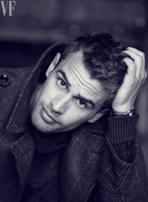 Theo James... Oh lord help me... I would marry him... time noww!!!!!