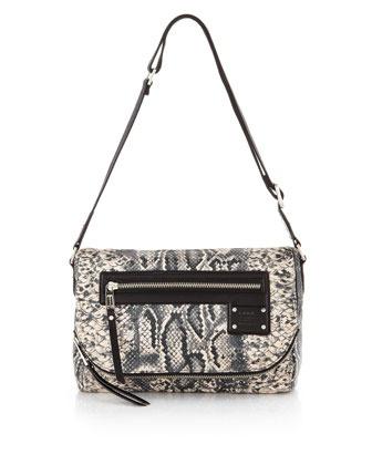 L.A.M.B. Python Bag
