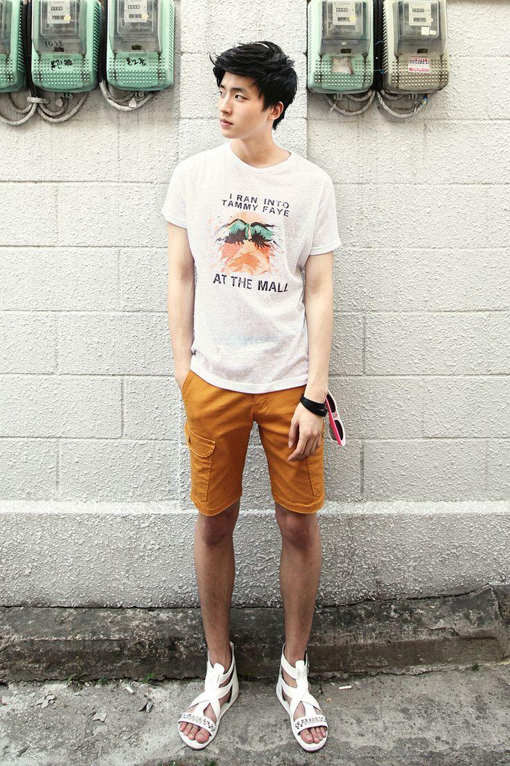 Men's summer fashion #menstyle #mensfashion #kfashion