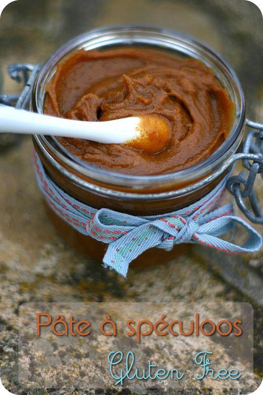 Pour un pot de 250 g Biscuits : 150g de spéculoos sans gluten (Schär)10 min à 160°C. Mixer.  Casserole : 60g de sirop d'agave+ 30g de sucre+ 10cl de lait VG, chauffer Saladier : biscuits + 90g de chocolat blanc haché (VG). Verser casserole. Fouetter. +5cl d'huile. Mettre en pot de verre encore liquide. Réserver au frais.