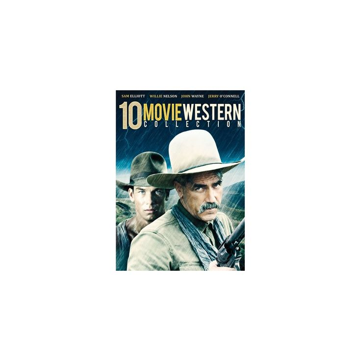 10-Film Western Collection (Dvd)