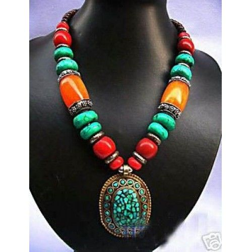 History of Authentic African Trade Beads, Jewelry, Beadwork and