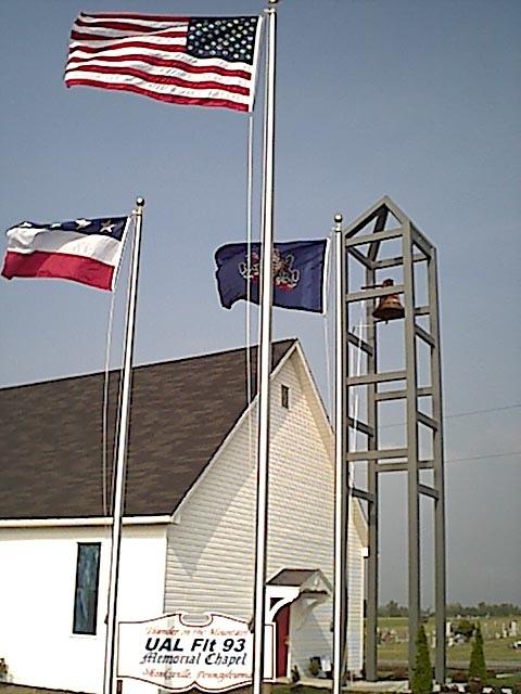 Flight 93 Memorial Chapel 2