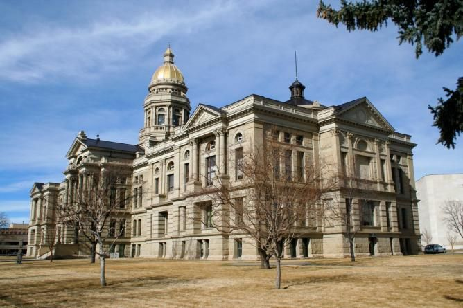 Cheyenne, Wyoming State House