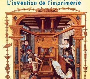 Enquête : l'invention de l'imprimerie