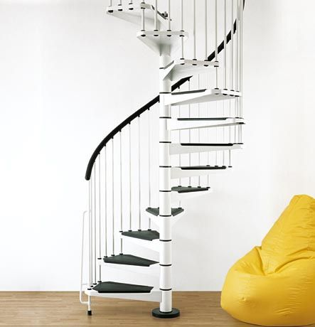 Spiral Staircase Gallery of images from Staircase Kits.co.uk