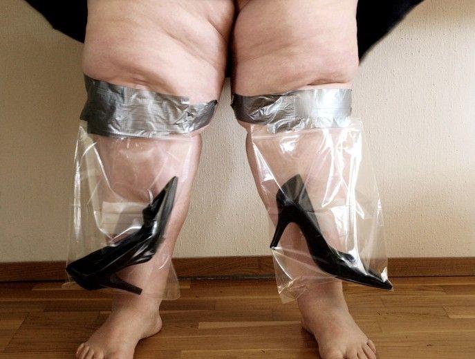 Pussijalat (Bag Feet)