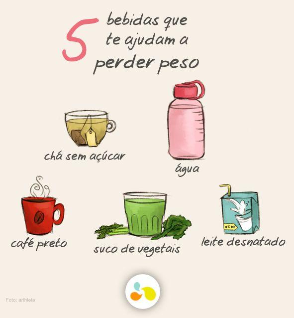 Veja aqui como algumas bebidas podem te ajudar a emagrecer e melhorar a sua saúde.