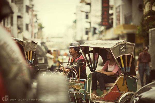 Medan, Indonesia by Cedric Chan, via Behance