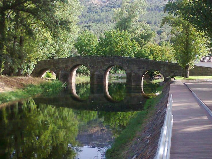 Roman bridge at Portagem , Marvão