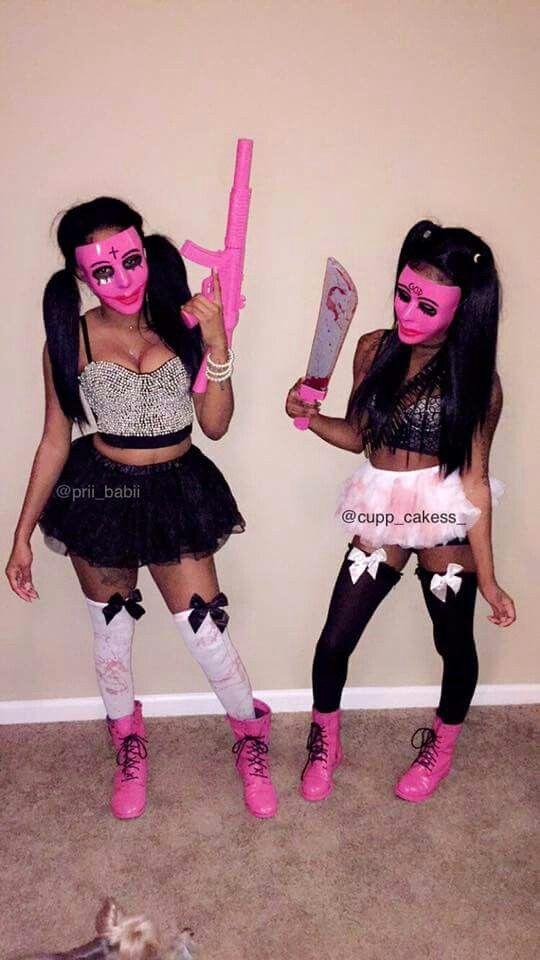 b a r b i e doll gang hoe pinterest jussthatbitxh download the app mercari use best friend goalshalloween - Best Halloween Makeup To Use