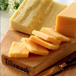 Tillamook Cheddar for mac and cheese