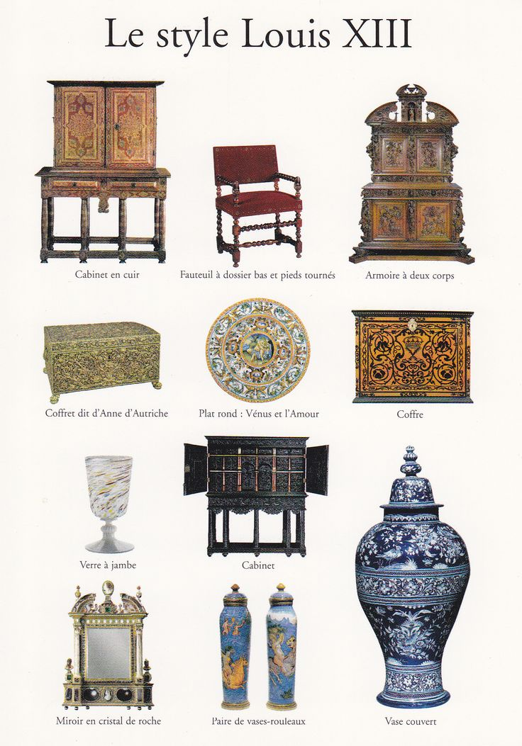 Furniture Styles 20 best louis 13 images on pinterest