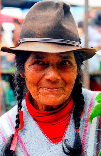 Day 164: Indigenous Muisca lady, Villa de Leyva (Colombia)